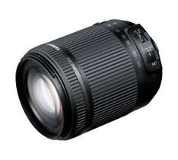 Tamron 18-200mm VC Nikon Fit Lens at Argos £169.99