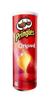 Pringles 95p, most popular flavours available at Wilko instore