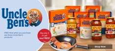 Free Uncle Bens Wok when you buy 3 Uncle Bens products at Iceland - potentially £3!