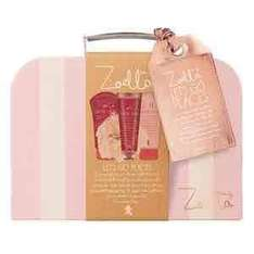 Zoella case with toiletries at Superdrug for £6.99