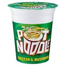 Pot noodle 50p cooperative.