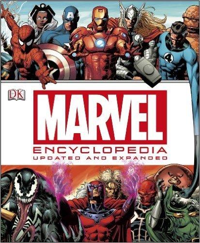 Marvel Encyclopedia (updated edition) £10 Amazon