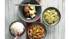 Chinese & Asian Meal Deal for £10 @ Waitrose