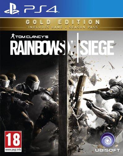 Tom Clancy's Rainbow Six: Siege - Gold Edition £21.95 Coolshop