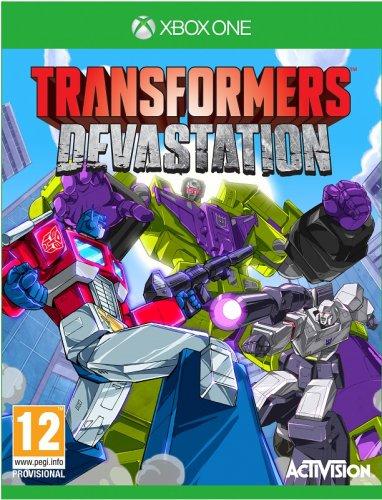 [Xbox One] Transformers Devastation - £7.99 (Prime) +£1.99 (Non Prime) - Amazon