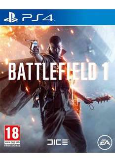Battlefield 1 - PS4 - £32.99 @ Simply Games