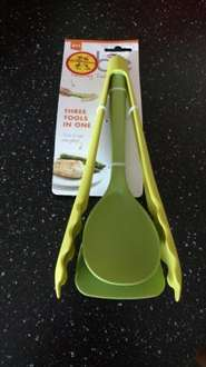 vibe by chef'n kitchen utensils all £1 @ morrisons