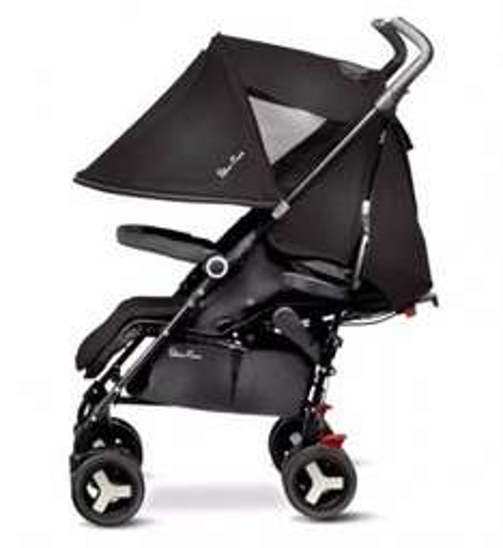 Silver Cross Reflex Pushchair - Black £131.76 @ Boots