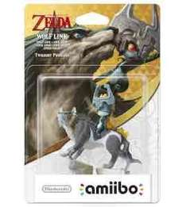 wolf link amiibo £12.99 / £14.98 delivered @ Nintendo