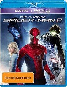 Amazing Spiderman 2 BLU RAY Including UV copy ONLY £1 @POUNDLAND