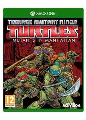 Teenage Mutant Ninja Turtles: Mutants in Manhattan (Xbox One) £13.99 @ Base