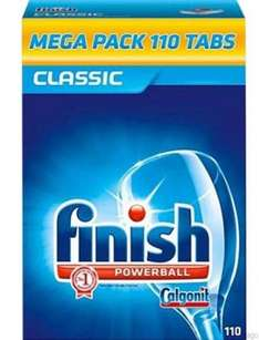 Finish Classic Powerball £8.00 for 110 tablets @ The Factory Shop