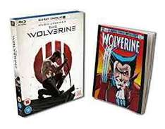 [Blu-Ray] The Wolverine - Limited Edition with Comic Book (Amazon.co.uk Exclusive) [Blu-ray + UV Copy] £4.67 @Amazon