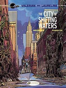 Free Amazon Kindle comic: Valerian and Laureline - Vol.1 - The City of Shifting Waters