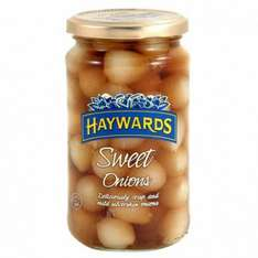 Hayward's pickle onions 454g only 10p @ Poundstretcher