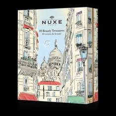NUXE Beauty Countdown Was £49.00Now £14.70 Direct from Nuxe + 9.77% TCB