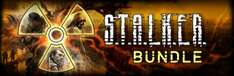 S.T.A.L.K.E.R Complete Bundle (PC Steam) £8.39 @ Bundlestars.com. All 3 titles in the trilogy