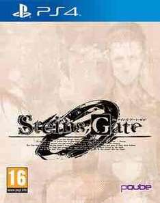 Steins Gate Zero Limited Edition (PS4) £24.99 @ GAME