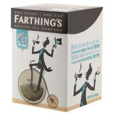 160 Farthing's Teabags £1.00 @ Poundstretcher