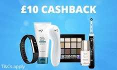 £10 Cashback on £10 spend at Boots and Kiddicare - new TopCashback customers only