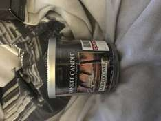 Yankee Black Coconut 198g Candle £5.50 at Boots Lincoln (normally £11.99)