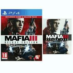 Mafia 3 Deluxe Edition PS4 and Xbox One Online £31.99 @ Game