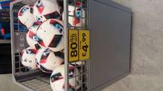 Euro 2016 adidas ball £4.99 @ Sports direct instore