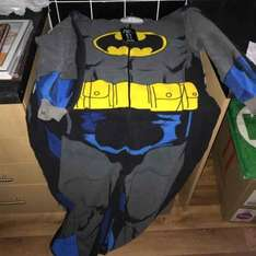 Batman Onsies £3 in Primark. guessing all the comic characters are same price.