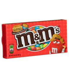 M&Ms peanut butter flavour ,reeses pieces and nerds all just £1 @ B&M