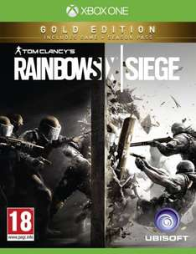 Tom Clancy's Rainbow Six: Siege - Gold Edition - XBOX ONE £21.95 @ Coolshop