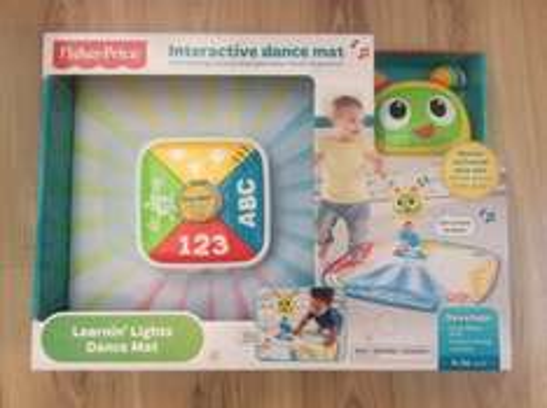 Fisher-price interactive dance mat £6.89 @ Tesco extra - Basildon