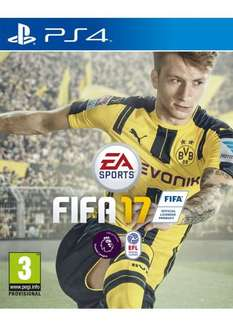 FIFA 17 for PS4 £28.99 @ Simply Games with FREE Delivery