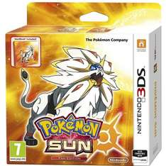 Pokemon Sun / Moon Fan Edition (Steelbook) £33.99 @ Simply Games