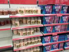 Yankee Candles, £5 and £6 at Boots Manchester ( national deal)