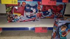marvel laser set £9.99 @ B&M peterlee