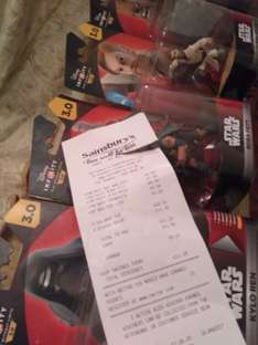 Disney Infinity 3.0 BOGOF £5.59 lots in stock lots of choice @ Sainsbury's - Hayes, London