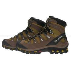 Salomon Men's Quest 4D 2 GTX walking and hiking boots From £63.00 RRP £160 @ Millet Sports