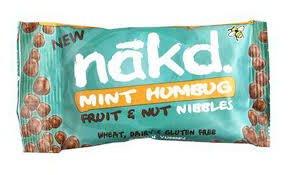 Nakd Mint Humbug fruit and nut nibbles - 29p @ Home Bargains