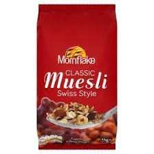Mornflake Classic Muesli Swiss Style 1kg Only £1 Instore @ Asda