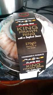 kingprawn ring £2 instore @ Tesco