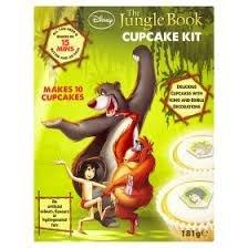 Disney's The Jungle Book Cupcake Kit for 59p instore @ Heron Foods