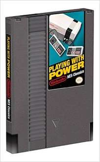 Playing With Power: Nintendo NES Classics (Hardcover 320 Page Book) £12.99 @ TK Maxx