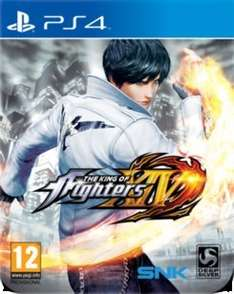 King of Fighters XIV Steelbook Ed (PS4) £28 - GAME