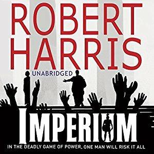 Audible DOTD, Robert Harris, Imperium (audio book) £2.99