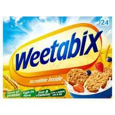 Weetabix 24 pack for £1.25 @ Iceland instore