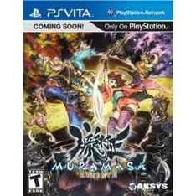 Muramasa Rebirth (PS Vita) £17.99 Delivered @ 365games