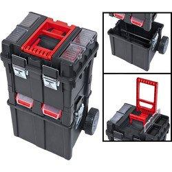 Patrol Wheeled Toolbox £25 Half price @ Tesco Direct