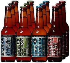 BrewDog Headliner Mixed Case, 12 x 330 ml - £16.40 @ Amazon (Free delivery for Prime members)