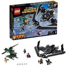 LEGO 76046 Batman v Superman Sky High Battle £27.50 Sainsbury's