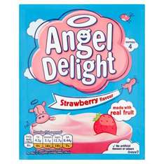 Angel delight strawberry 3 for £1 @ iceland